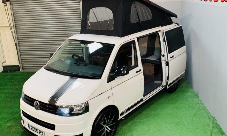 VW Transporter T5 'Black Edition' SWB